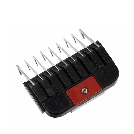 3 METAL SNAP-ON ATTACHMENT COMB