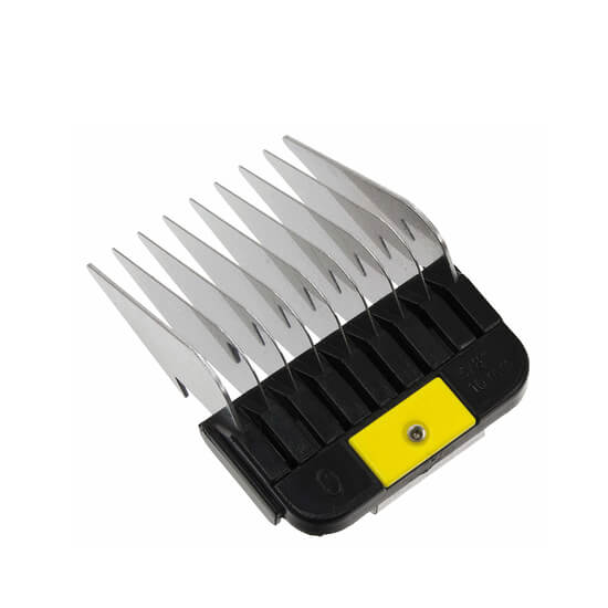 16 METAL SNAP-ON ATTACHMENT COMB