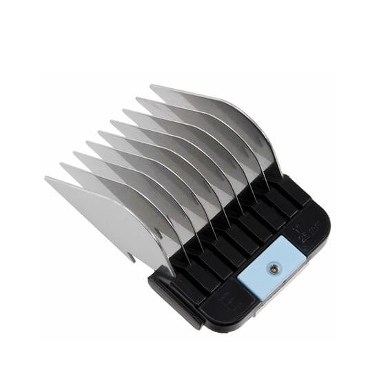 25 METAL SNAP-ON ATTACHMENT COMB